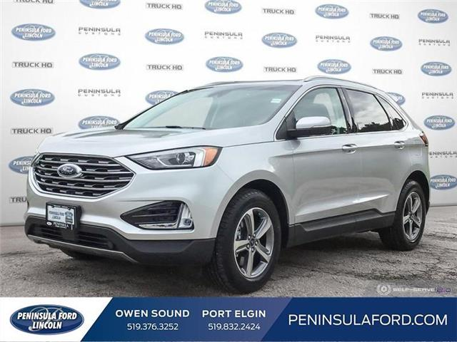 2019 Ford Edge SEL (Stk: 19ED64) in Owen Sound - Image 1 of 25
