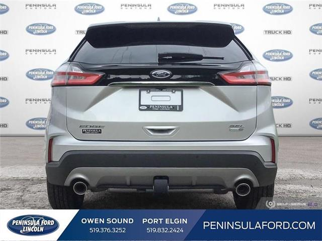 2019 Ford Edge SEL (Stk: 19ED64) in Owen Sound - Image 5 of 25