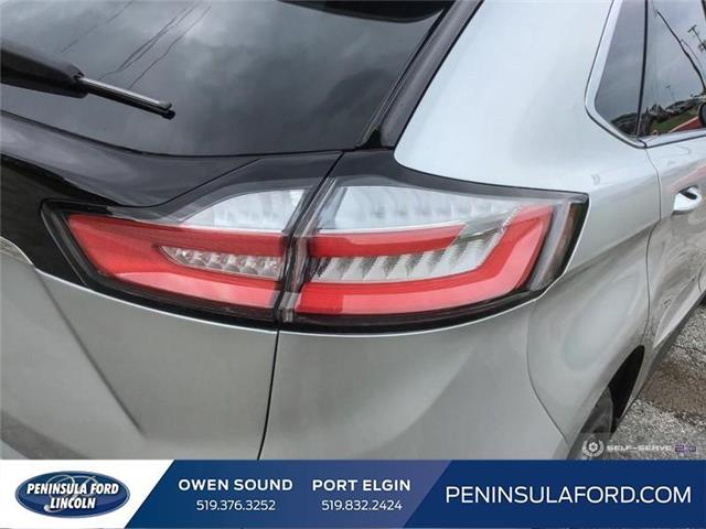 2019 Ford Edge SEL (Stk: 19ED64) in Owen Sound - Image 11 of 25