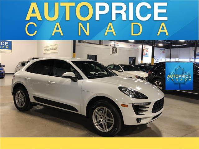 2017 Porsche Macan S (Stk: B0584) in Mississauga - Image 1 of 26