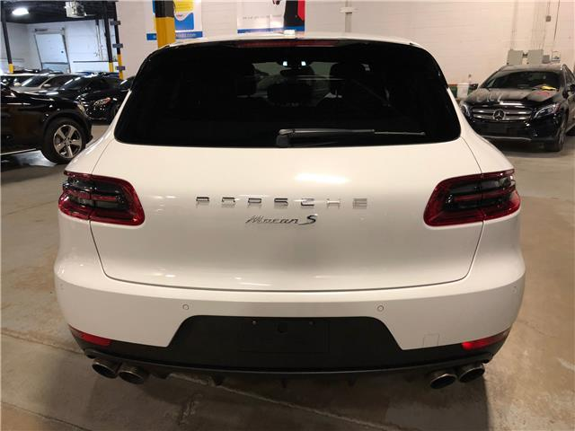 2017 Porsche Macan S (Stk: B0584) in Mississauga - Image 6 of 26