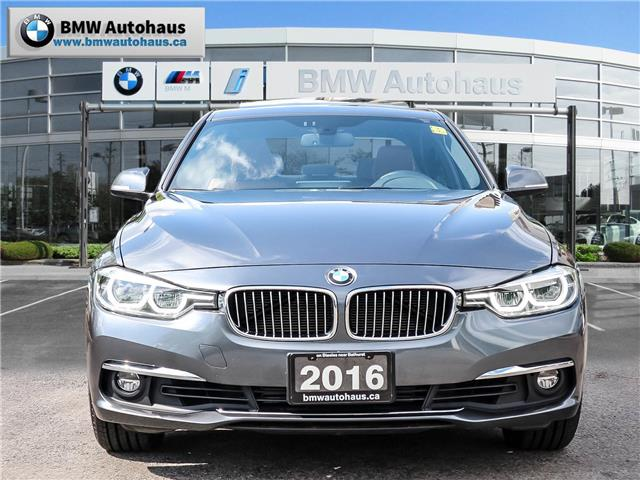 2016 BMW 328i xDrive (Stk: P9101) in Thornhill - Image 2 of 30