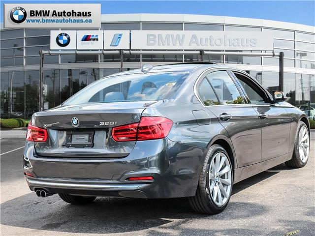 2016 BMW 328i xDrive (Stk: P9101) in Thornhill - Image 4 of 30