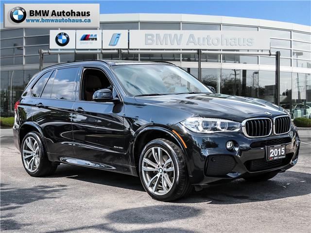 2015 BMW X5 xDrive35i (Stk: P9142) in Thornhill - Image 3 of 24