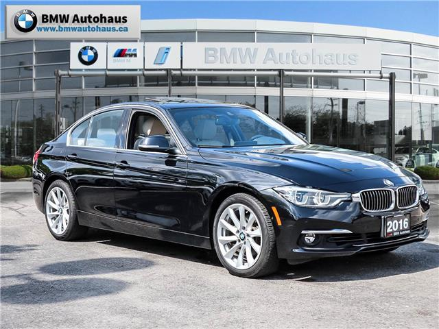 2016 BMW 328i xDrive (Stk: P9152) in Thornhill - Image 3 of 29