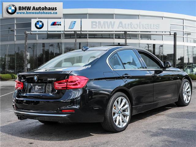 2016 BMW 328i xDrive (Stk: P9152) in Thornhill - Image 5 of 29