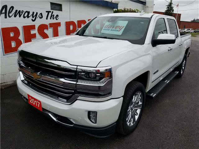 2017 Chevrolet Silverado 1500 High Country (Stk: 19-609) in Oshawa - Image 1 of 15