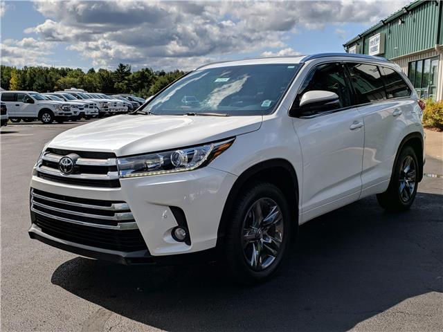 2017 Toyota Highlander Limited 5TDDZRFH5HS369258 10525 in Lower Sackville