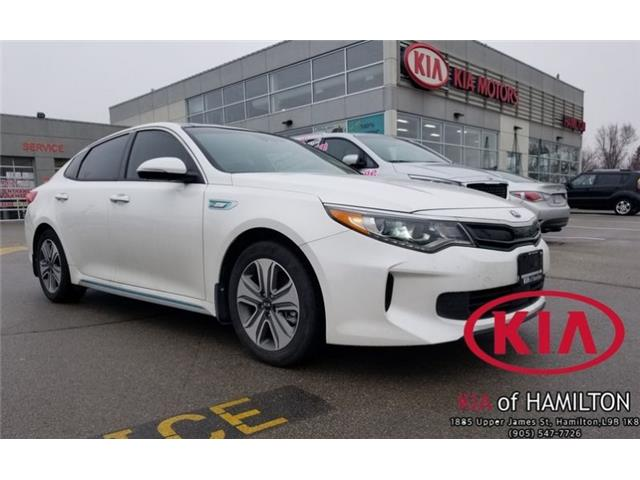 2018 Kia Optima Plug-In Hybrid EX Premium (Stk: OP18015) in Hamilton - Image 1 of 1