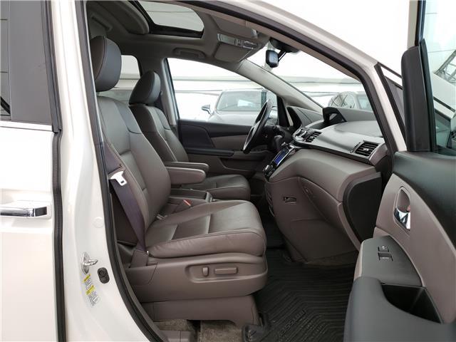 2016 Honda Odyssey EX-L (Stk: L19414A) in Calgary - Image 14 of 24