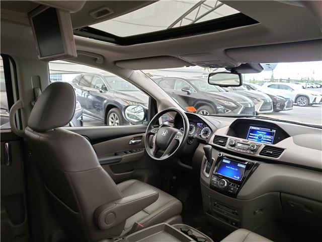 2016 Honda Odyssey EX-L (Stk: L19414A) in Calgary - Image 16 of 24