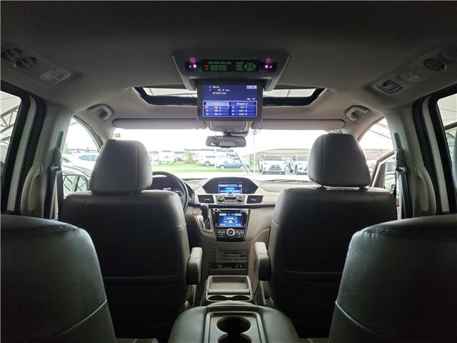 2016 Honda Odyssey EX-L (Stk: L19414A) in Calgary - Image 15 of 24