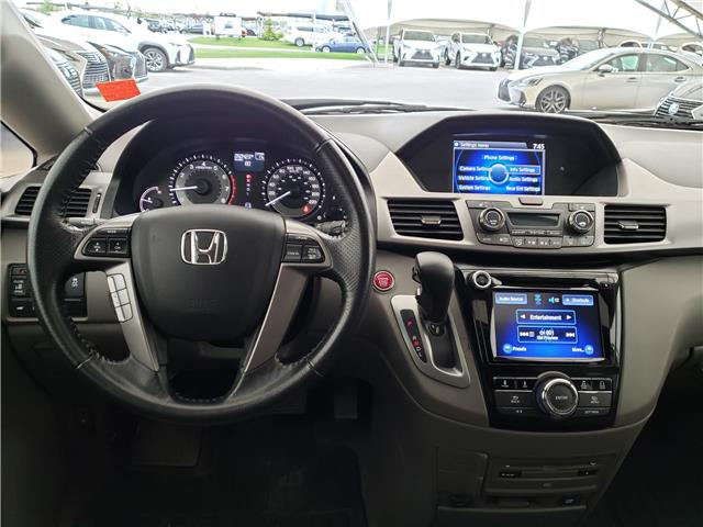 2016 Honda Odyssey EX-L (Stk: L19414A) in Calgary - Image 17 of 24
