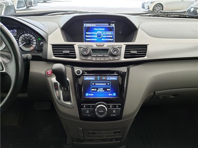 2016 Honda Odyssey EX-L (Stk: L19414A) in Calgary - Image 19 of 24