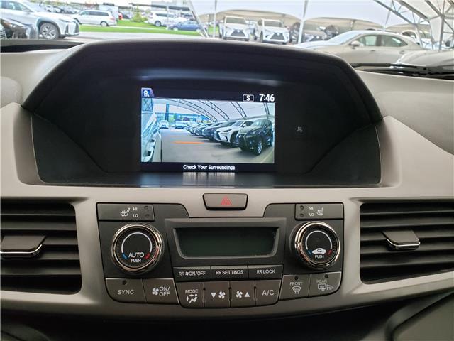 2016 Honda Odyssey EX-L (Stk: L19414A) in Calgary - Image 21 of 24