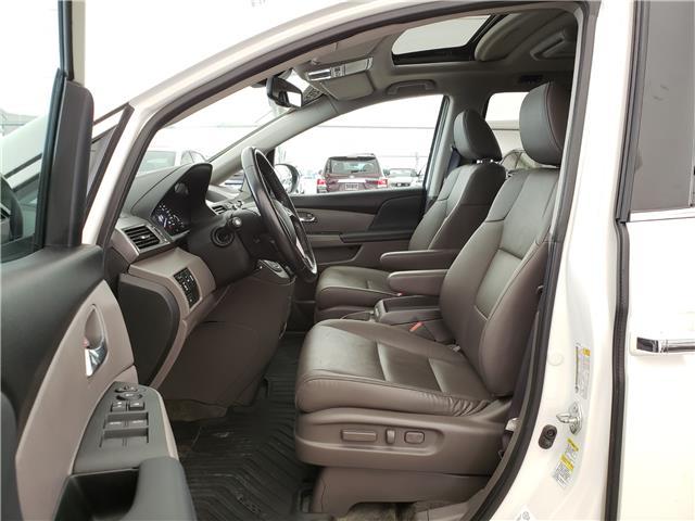 2016 Honda Odyssey EX-L (Stk: L19414A) in Calgary - Image 10 of 24