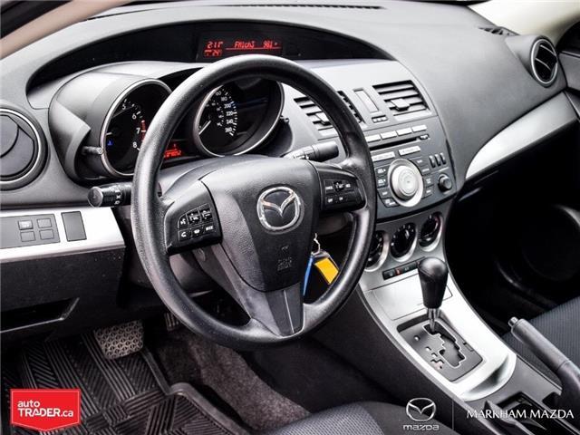 2011 Mazda Mazda3 GS (Stk: D5190332A) in Markham - Image 10 of 22