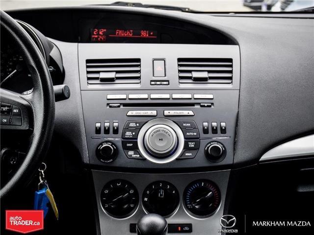 2011 Mazda Mazda3 GS (Stk: D5190332A) in Markham - Image 14 of 22