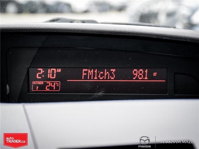 2011 Mazda Mazda3 GS (Stk: D5190332A) in Markham - Image 15 of 22