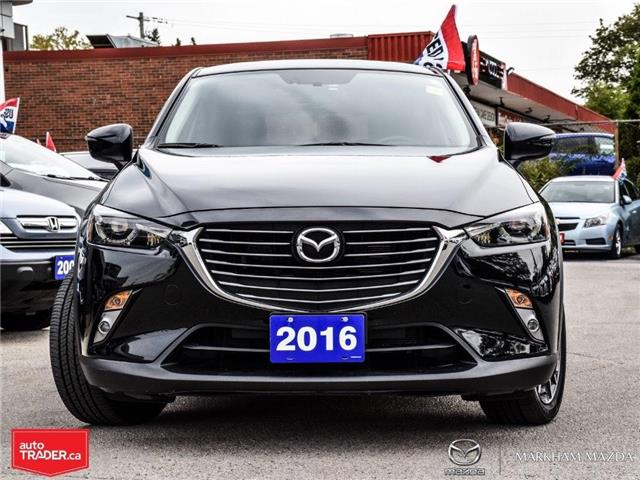 2016 Mazda CX-3 GT (Stk: P1906) in Markham - Image 2 of 29