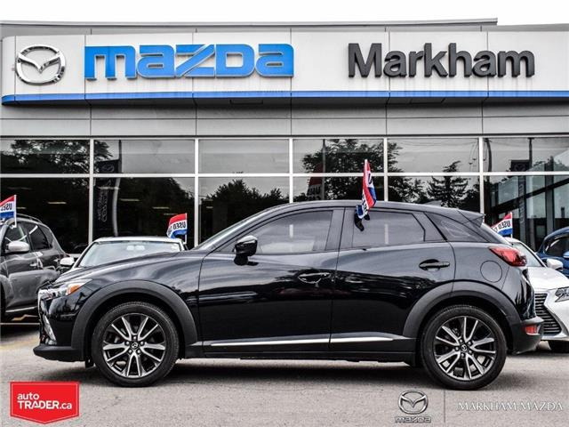 2016 Mazda CX-3 GT (Stk: P1906) in Markham - Image 3 of 29