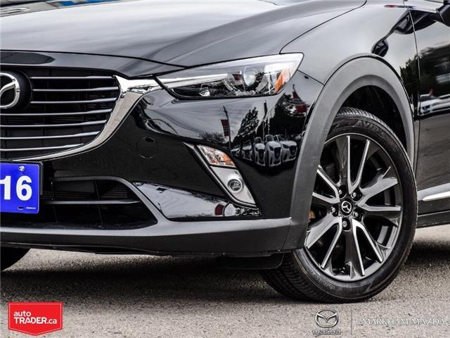 2016 Mazda CX-3 GT (Stk: P1906) in Markham - Image 9 of 29