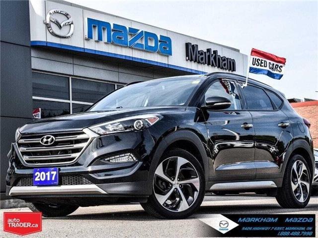 2017 Hyundai Tucson  (Stk: N190648A) in Markham - Image 1 of 30