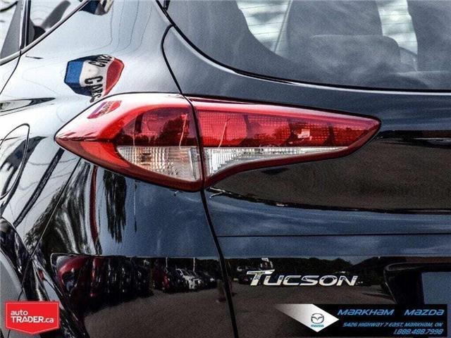 2017 Hyundai Tucson  (Stk: N190648A) in Markham - Image 5 of 30