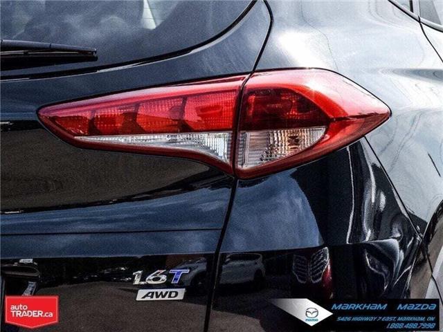 2017 Hyundai Tucson  (Stk: N190648A) in Markham - Image 7 of 30