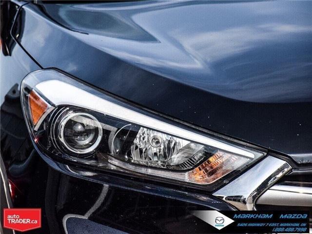 2017 Hyundai Tucson  (Stk: N190648A) in Markham - Image 9 of 30