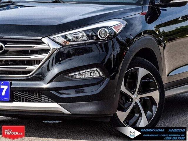 2017 Hyundai Tucson  (Stk: N190648A) in Markham - Image 10 of 30
