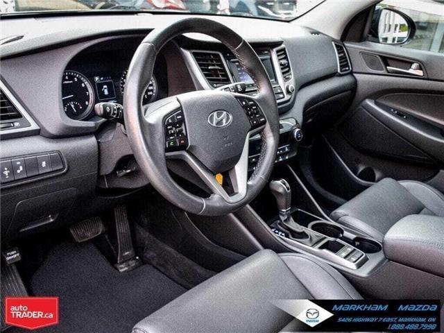 2017 Hyundai Tucson  (Stk: N190648A) in Markham - Image 12 of 30