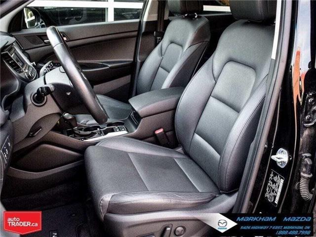 2017 Hyundai Tucson  (Stk: N190648A) in Markham - Image 13 of 30