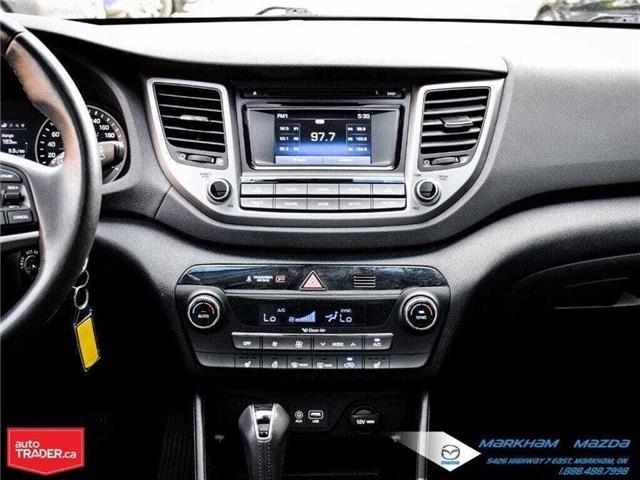 2017 Hyundai Tucson  (Stk: N190648A) in Markham - Image 16 of 30