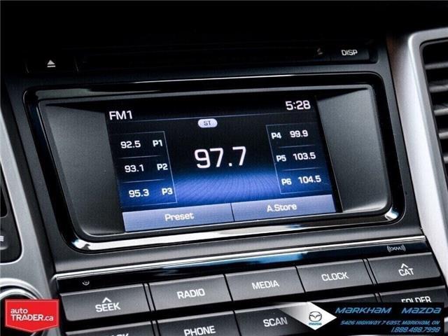 2017 Hyundai Tucson  (Stk: N190648A) in Markham - Image 17 of 30
