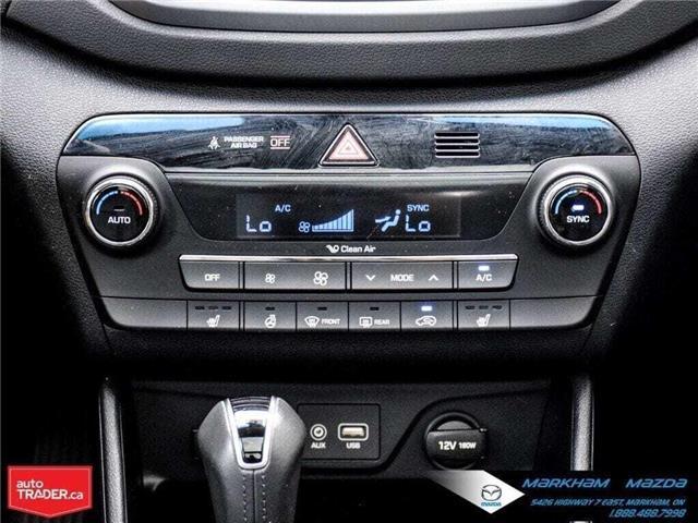 2017 Hyundai Tucson  (Stk: N190648A) in Markham - Image 19 of 30
