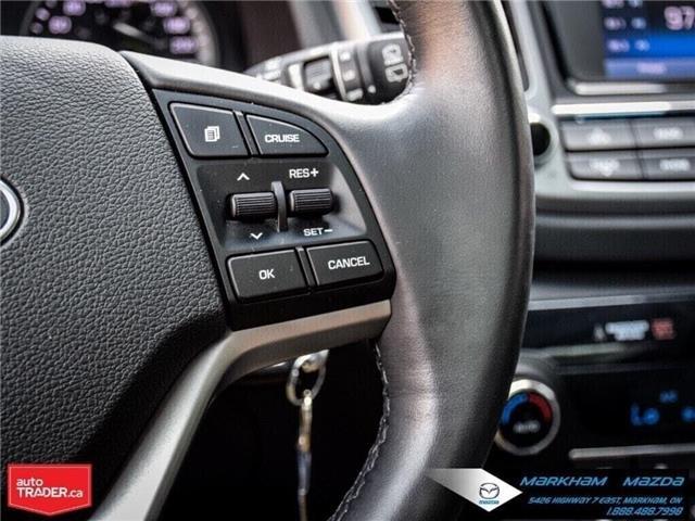 2017 Hyundai Tucson  (Stk: N190648A) in Markham - Image 26 of 30