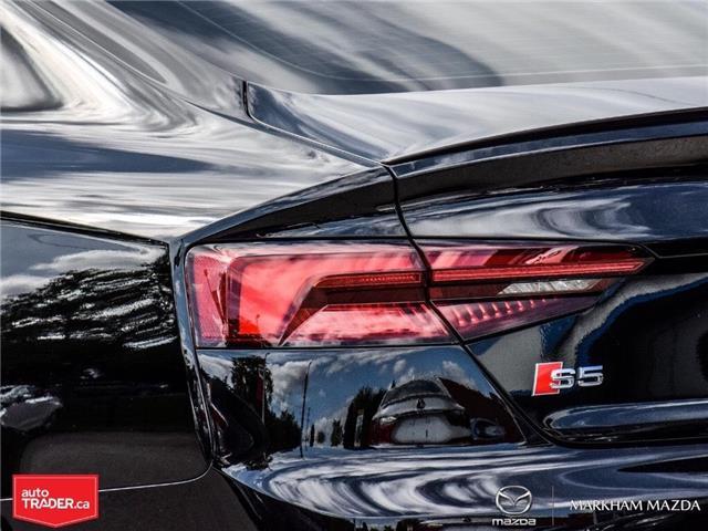 2018 Audi S5 3.0T Technik (Stk: D5190702A) in Markham - Image 5 of 30