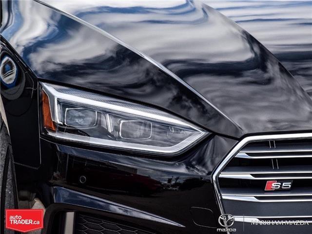 2018 Audi S5 3.0T Technik (Stk: D5190702A) in Markham - Image 7 of 30