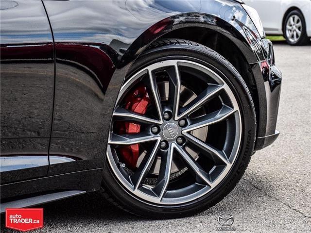 2018 Audi S5 3.0T Technik (Stk: D5190702A) in Markham - Image 8 of 30