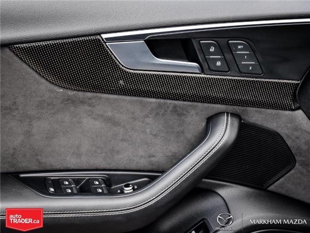 2018 Audi S5 3.0T Technik (Stk: D5190702A) in Markham - Image 10 of 30