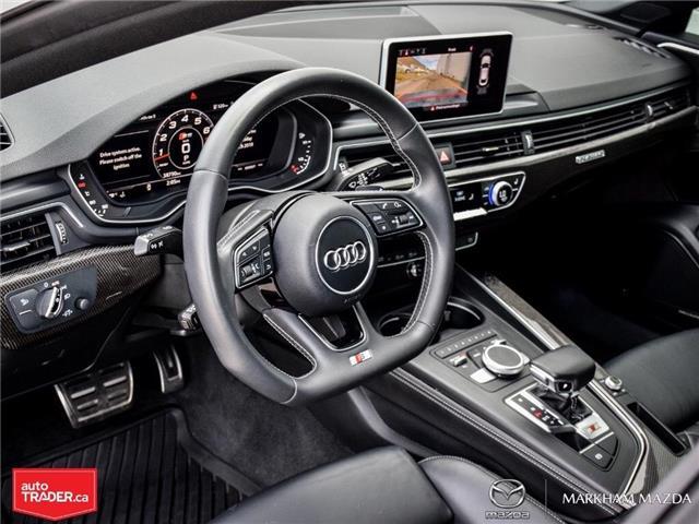 2018 Audi S5 3.0T Technik (Stk: D5190702A) in Markham - Image 11 of 30