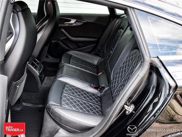 2018 Audi S5 3.0T Technik (Stk: D5190702A) in Markham - Image 13 of 30