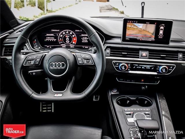 2018 Audi S5 3.0T Technik (Stk: D5190702A) in Markham - Image 22 of 30
