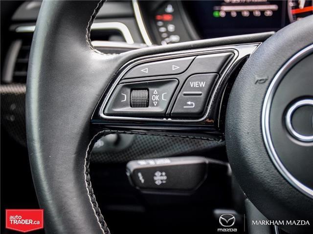 2018 Audi S5 3.0T Technik (Stk: D5190702A) in Markham - Image 23 of 30
