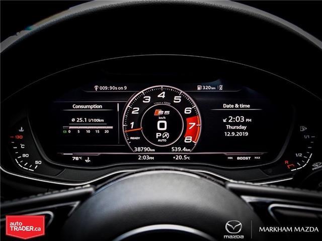 2018 Audi S5 3.0T Technik (Stk: D5190702A) in Markham - Image 24 of 30