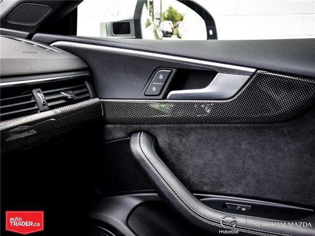 2018 Audi S5 3.0T Technik (Stk: D5190702A) in Markham - Image 26 of 30