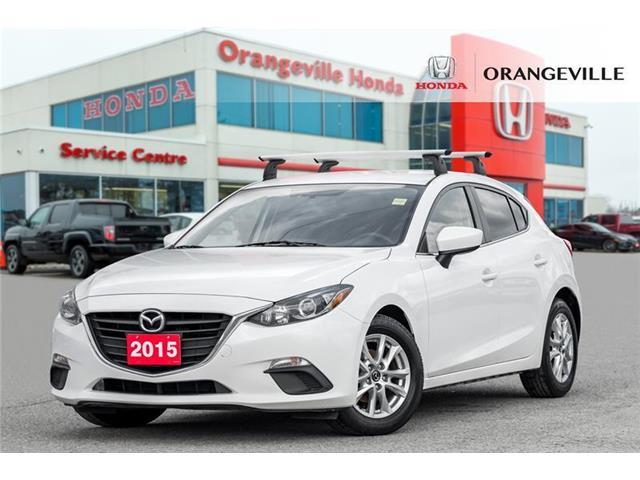 2015 Mazda Mazda3 Sport GS (Stk: F19297A) in Orangeville - Image 1 of 18