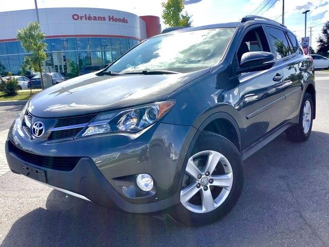 2013 Toyota RAV4 XLE (Stk: 190986A) in Orléans - Image 1 of 21