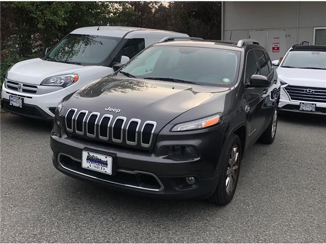 2014 Jeep Cherokee Limited (Stk: AH893A) in Abbotsford - Image 1 of 1